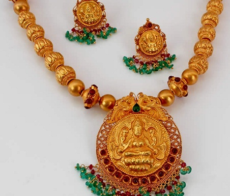 Temple Collection Jewellery