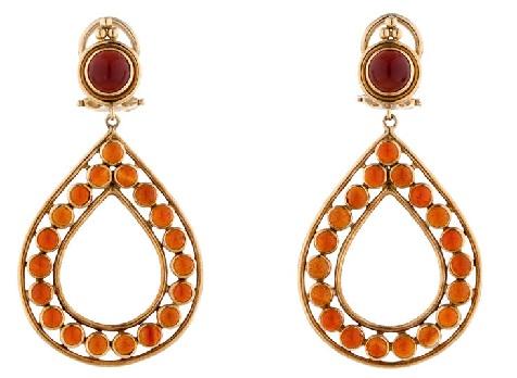 temple-jewellery-earrings-simple-water-drop-designed-earrings