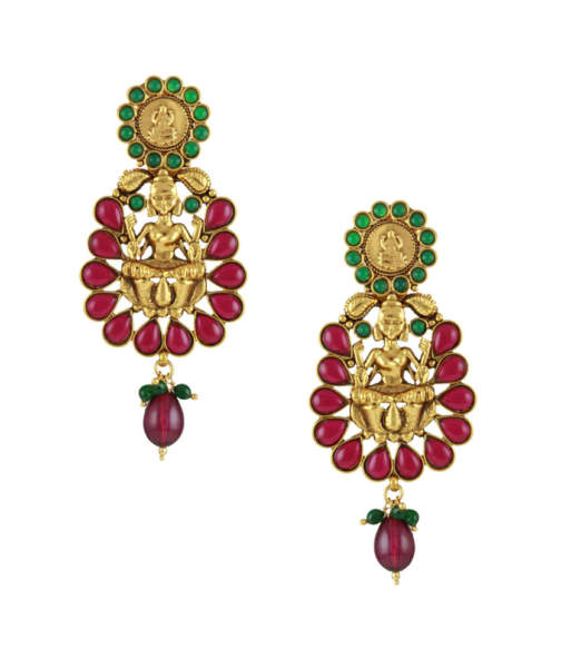 temple-jewellery-earrings-temple-earrings-with-ruby-and-emeralds