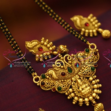 temple-jewellery-inspired-gold-mangalsutra-10