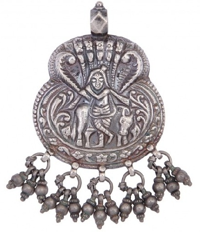 temple-jewellery-pendants-lord-krishna-pendant-in-silve