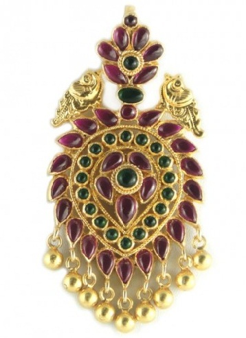temple-jewellery-pendants-ruby-and-emeralds-stud-in-peacock-pendant