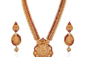 temple jewellery sets