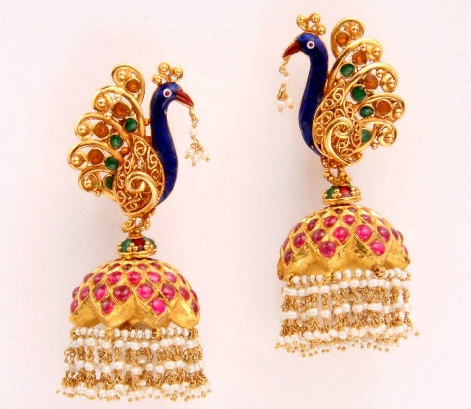 Image result for jhumka