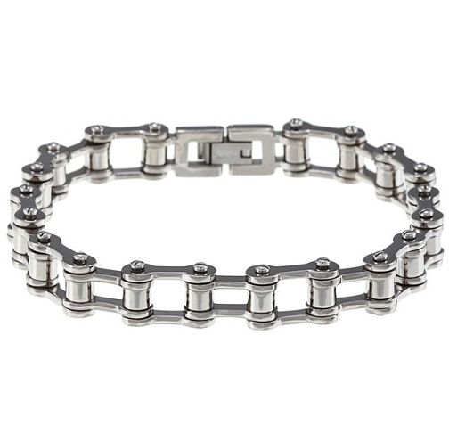 titanium-bracelets-titanium-chain-link-bracelet-for-men