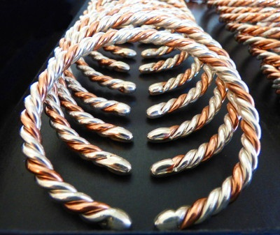 twisted-silver-and-copper-metals-bangle8