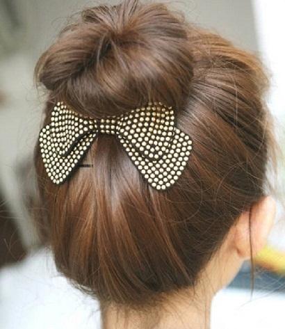 types-of-hair-pins-bow-hair-pin