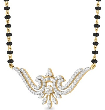 wine-branch-mangalsutra-design-2