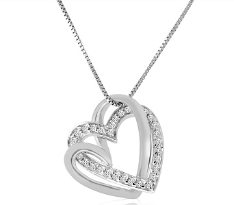 womens-platinum-chain-with-double-hearted-pendant-15