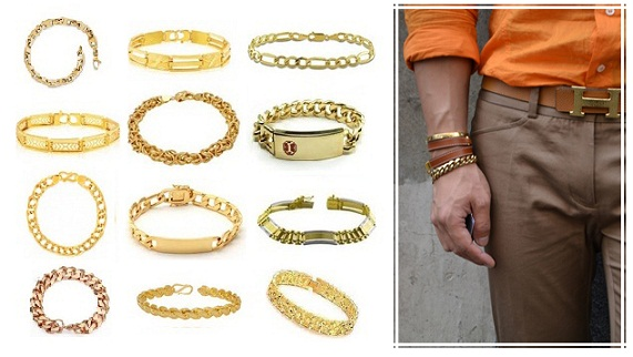 15 Indian Mens Bracelet Designs in Gold | Styles At Life