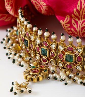 kundan-and-polki-choker-necklace-23
