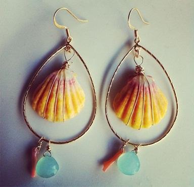 sea-shell-earrings