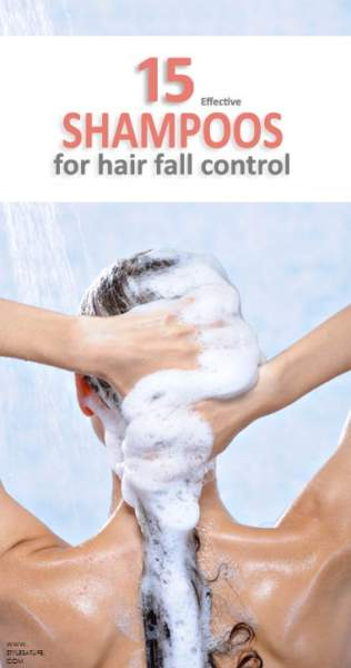best shampoos for hair fall