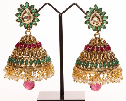 antique-jhumkas