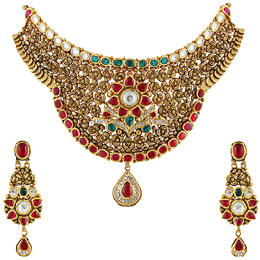 antique-kundan-jewellery-sets