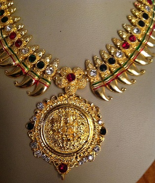 antique-laxmi-necklaces