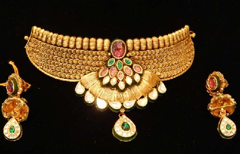 antique necklace designs