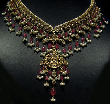 antique-polki-jewellery-sets