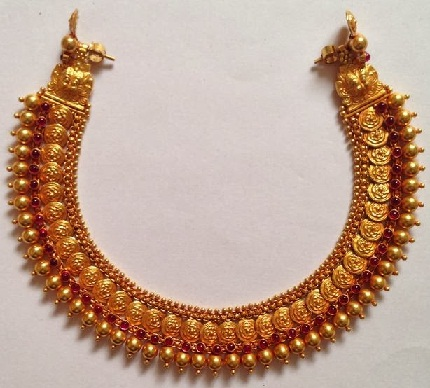 9 Popular Indian Antique Gold Jewellery Designs Styles