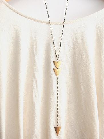 arrow-design-long-necklace1