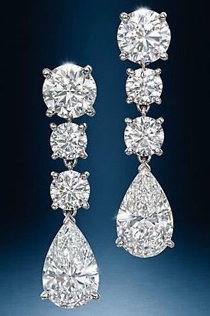 Diamonds Earrings 9