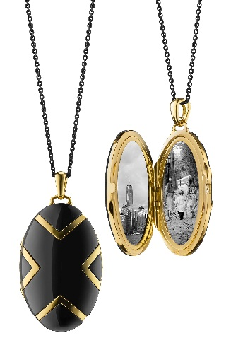 black-ceramic-golden-lockets