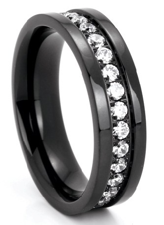 9 Latest Titanium Rings For Men And Women Styles At Life