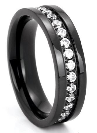 black-titanium-rings-for-women