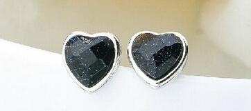 black-and-silver-heart-earrings-for-men