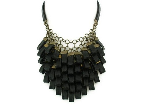 black-leather-necklace