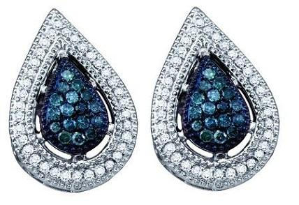 blue-diamond-earrings-leaf-shaped