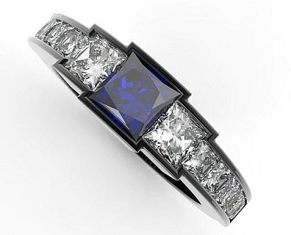 blue-diamond-rings-for-men