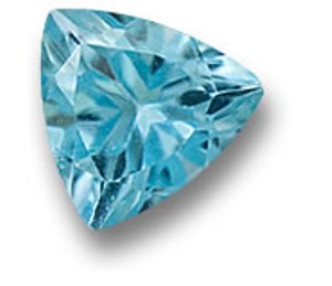Blue Gemstones Blue Apatite