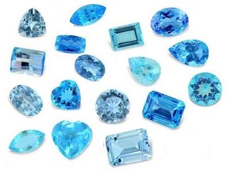 Blue Gemstones