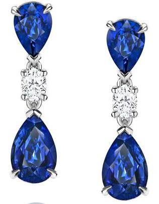blue-sapphire-diamond-drop-earring