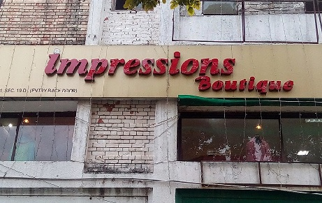 Impressions Boutiques In Chandigarh
