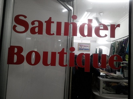 Satinder Boutiques In Chandigarh