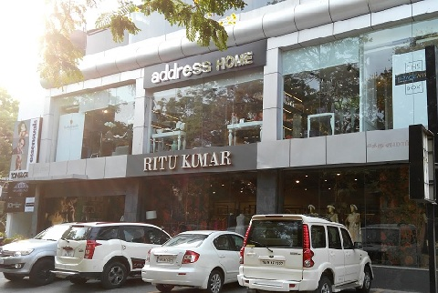 Ritu Kumar Boutique Shop In Chennai
