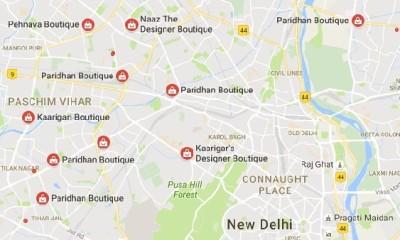 boutiques in delhi
