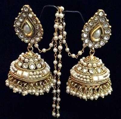 bridal-pearl-ethnic-jhumkas