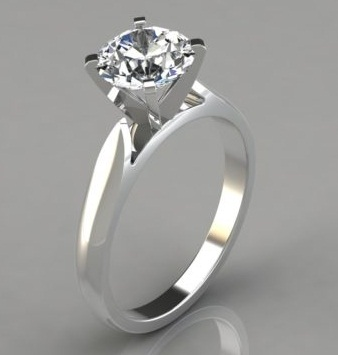 cathedral-solitaire-ring