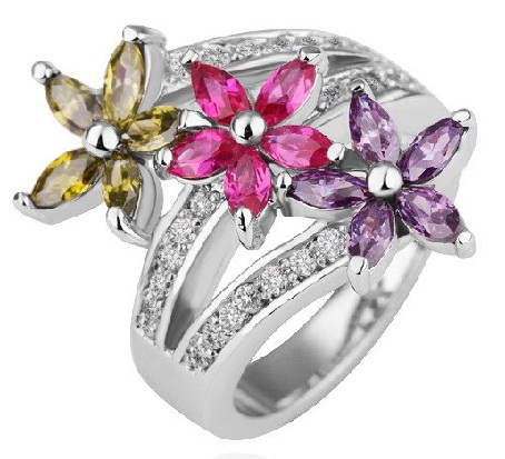 crystal-flower-silver-ring