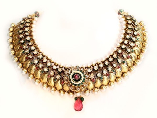 designer-antique-red-and-white-necklace
