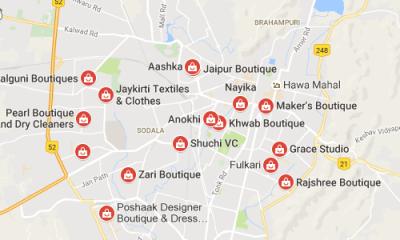 designer boutiques in jaipur