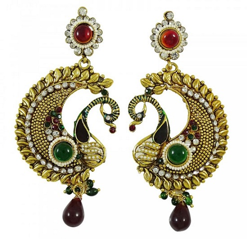designer-kundan-earrings-with-peacock