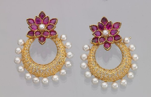 designer-ruby-earrings