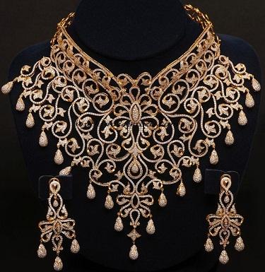 diamond-choker-jewellery11