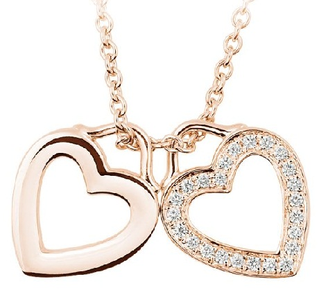 double-heart-pendant