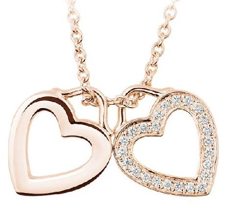 double-heart-pendant