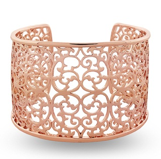9 Beautiful Rose Gold Jewelry Fashion for Women Styles At Life